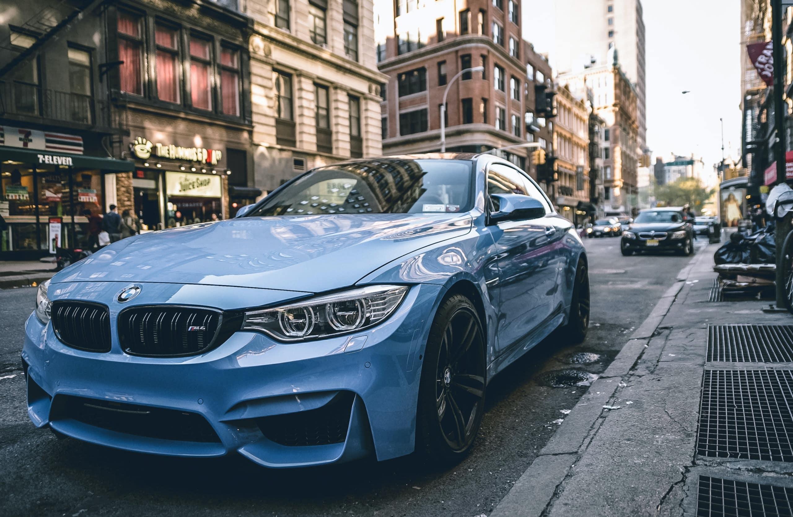 BMW mieten