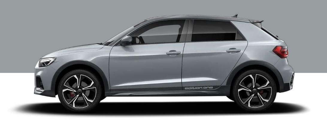 Audi A1 - seite