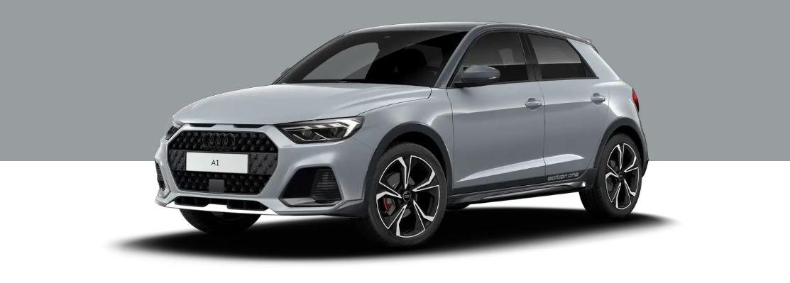 Audi A1 - vorne