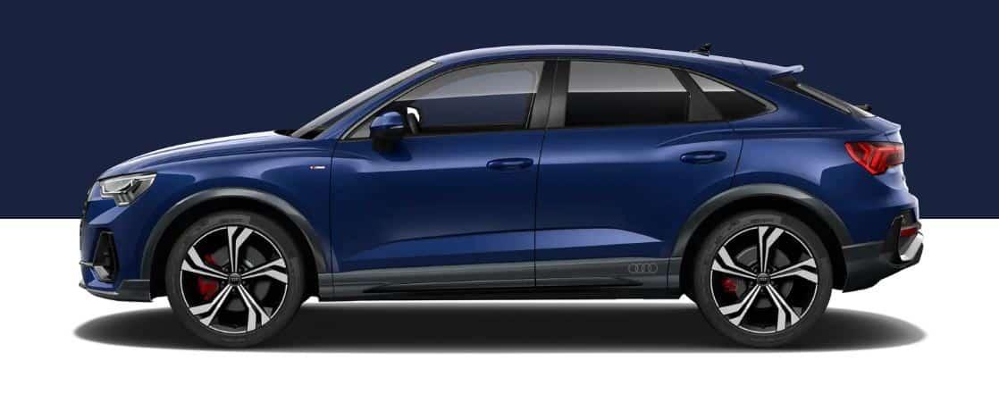 Audi Q3 Sportback - seite