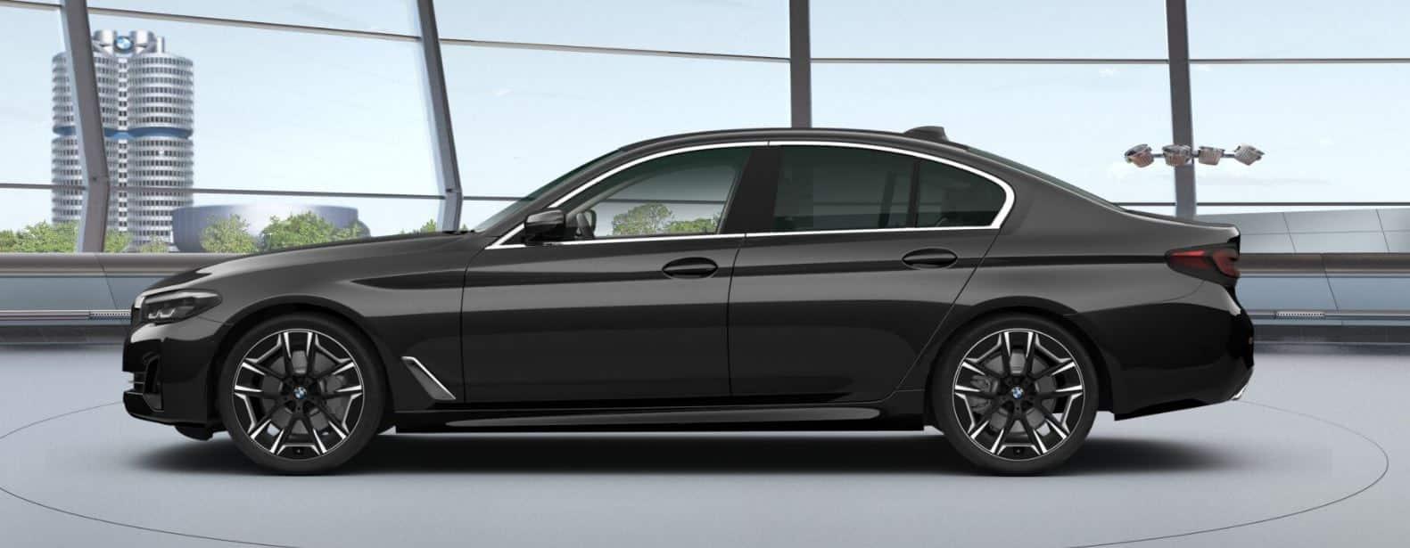 BMW 520d - seite