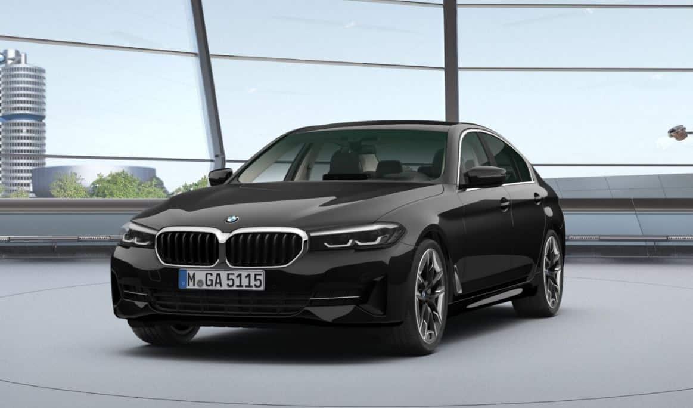 BMW 520d - vorne