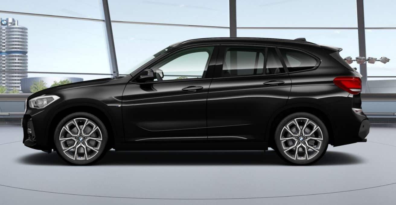 BMW X1 20i - seite