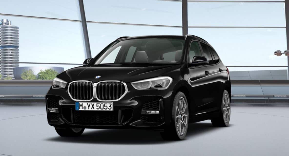 BMW X1 20i - vorne