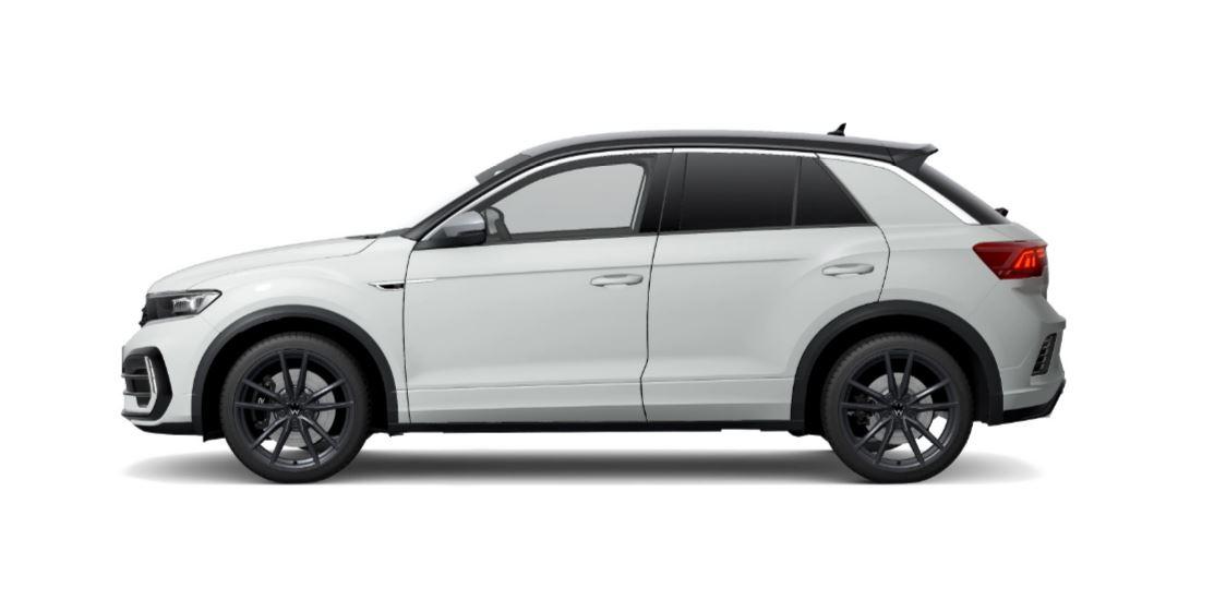 VW T-Roc - seite