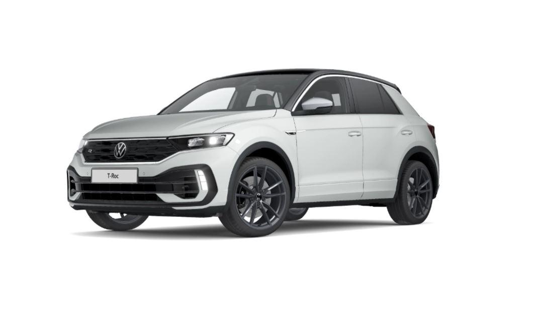 VW T-Roc - vorne